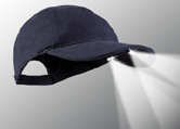 2 LED fashion cap
